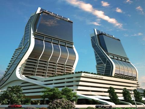 Folkart Towers Projesi