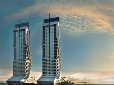 Folkart Towers Inşaatı Yapan